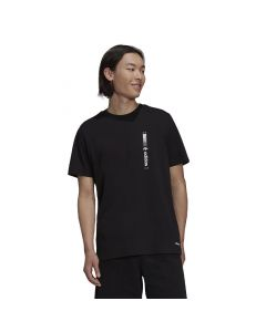 Shop adidas Originals Graphics Symbol T-shirt Mens Black at Side Step Online