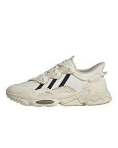 Shop adidas Originals Ozweego Mens Sneaker Cream White Black Olive at Side Step Online