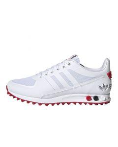 Shop adidas Originals LA Trainer 2 Mens Sneaker White Scarlet Red at Side Step Online