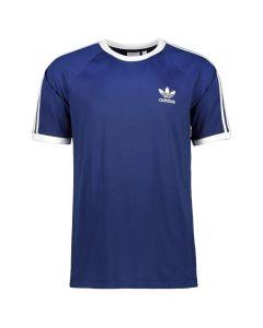 Shop adidas Originals Adicolor 3 Stripes T-shirt Mens Night Sky at Side Step Online