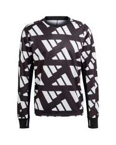 Shop adidas Performance Own The Run Sweater Mens Black at Side Step Online