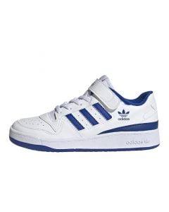 Shop adidas Originals Forum Lo Kids Sneaker White Blue at Side Step Online