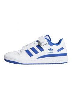 Shop adidas Originals Forum Lo Mens Sneaker White Royal Blue at Side Step Online