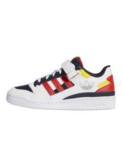 Shop adidas Originals Forum Lo Mens Sneaker Cloud White Legend Ink Red at Side Step Online