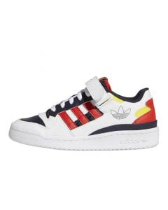 Shop adidas Originals Forum Lo Youth Sneaker White Red at Side Step Online