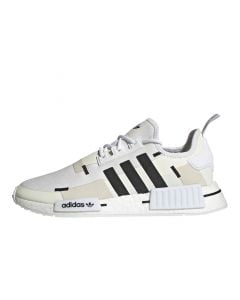 Shop adidas Originals NMD_R1 Mens Cloud White Core White at Side Step Online