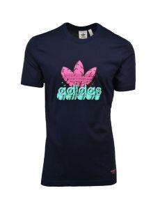 Shop adidas Originals Trefoil T-shirt Mens Legend Ink at Side Step Online