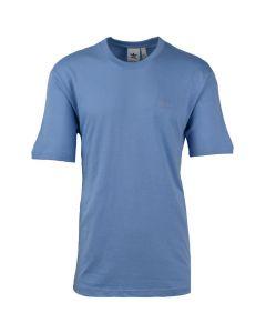 Shop adidas Originals Trefoil T-shirt Mens Ambient Sky at Side Step Online