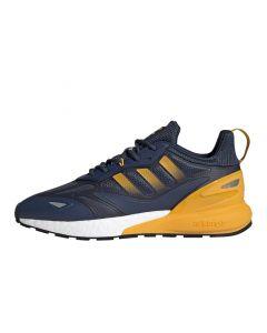 Shop adidas Originals ZX 2K Boost 2.0 Mens Sneaker Crew Blue at Side Step Online