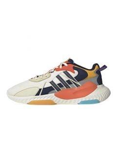 Shop adidas Originals High Tail Mens Sneaker Cream White Navy at Side Step Online