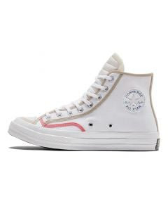 Shop All Star Converse Chuck 70 Varsity Mens White String at Side Step Online