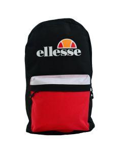 Shop ellesse Carlo Backpack Black Red White at Side Step Online