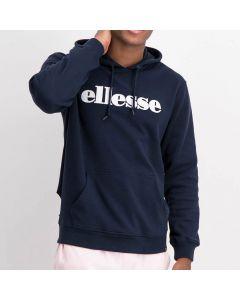 Shop ellesse Essential Applique Hoodie Sweater Men Dress Blue at Side Step Online