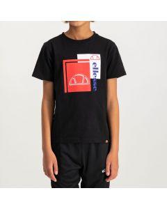 Shop ellese Logo T-shirt Youth Black at Side Step Online