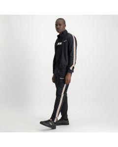 Shop ellesse Core Tape Tracksuit Mens Black at Side Step Online