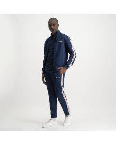 Shop ellesse Core Tape Tracksuit Mens Dress Blue at Side Step Online
