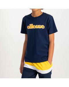 Shop ellese Logo T-shirt Youth Dress Blue at Side Step Online