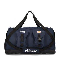 Shop ellesse Utility Duffel Bag Cargo Pockets Navy at Side Step Online