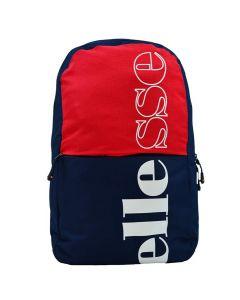 Shop ellesse Colourblock Backpack Navy Red at Side Step Online