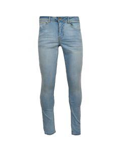 Shop Nautic Spirit Skinny Fit Jeans Mens Blue Wash Tide at Side Step Online