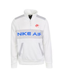 Shop Nike Air Jacket Mens White at Side Step Online