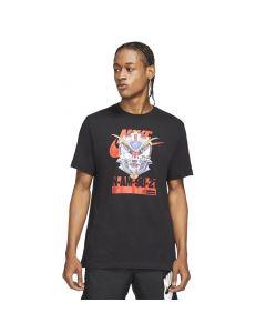 Shop Nike Air Mask Merch T-shirt Mens Black at Side Step Online