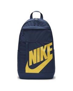 Shop Nike Elemental 2.0 Backpack Navy Pollen at Side Step Online