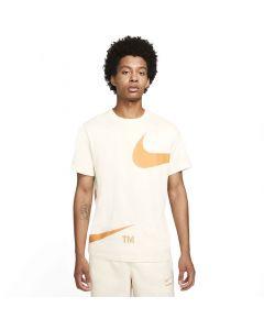 Shop Nike Sportswear STMT GX Mens T-Shirt Pearl White at Side Step Online