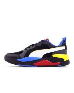 Shop Puma X-Ray Mens Sneaker Black White Shadow at Side Step Online