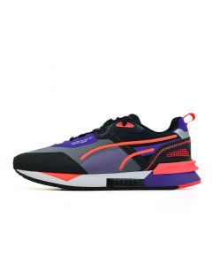 Shop Puma Mirage Tech Mens Sneaker Navy Coral at Side Step Online