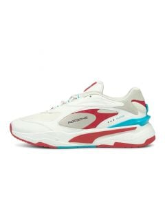 Shop Puma Porsche Legacy X RS-Fast Mens Sneaker White American Beauty at Side Step Online