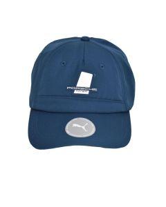 Shop Puma Porsche Legacy Baseball Cap Intense Blue at Side Step Online