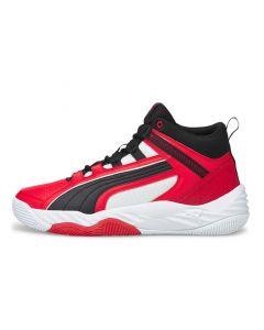 Shop Puma Rebound Future EVOI Sneaker Mens Red Black at Side Step Online