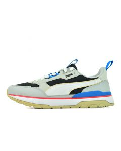 Shop Puma R78 Trek Mens Sneaker Black Glacial Blue at Side Step Online