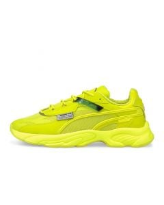 Shop Puma Mercedes F1 RS Connect Sneaker Mens Yellow at Side Step Online