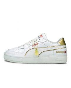 Shop Puma Haribo X CA Pro Goldbears Mens Sneaker White Team Gold at Side Step Online