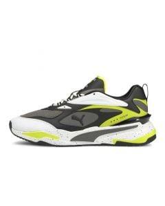 Shop Puma RS Fast Nano Sneaker Mens Grey at Side Step Online