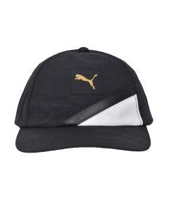 Shop Puma AS Cap Coal Black at Side Step Online