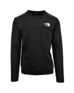Shop The North Face Crew Sweater Mens Black at Side Step Online