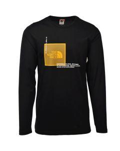 Shop The North Face Coordinates Shirt Mens Black at Side Step Online