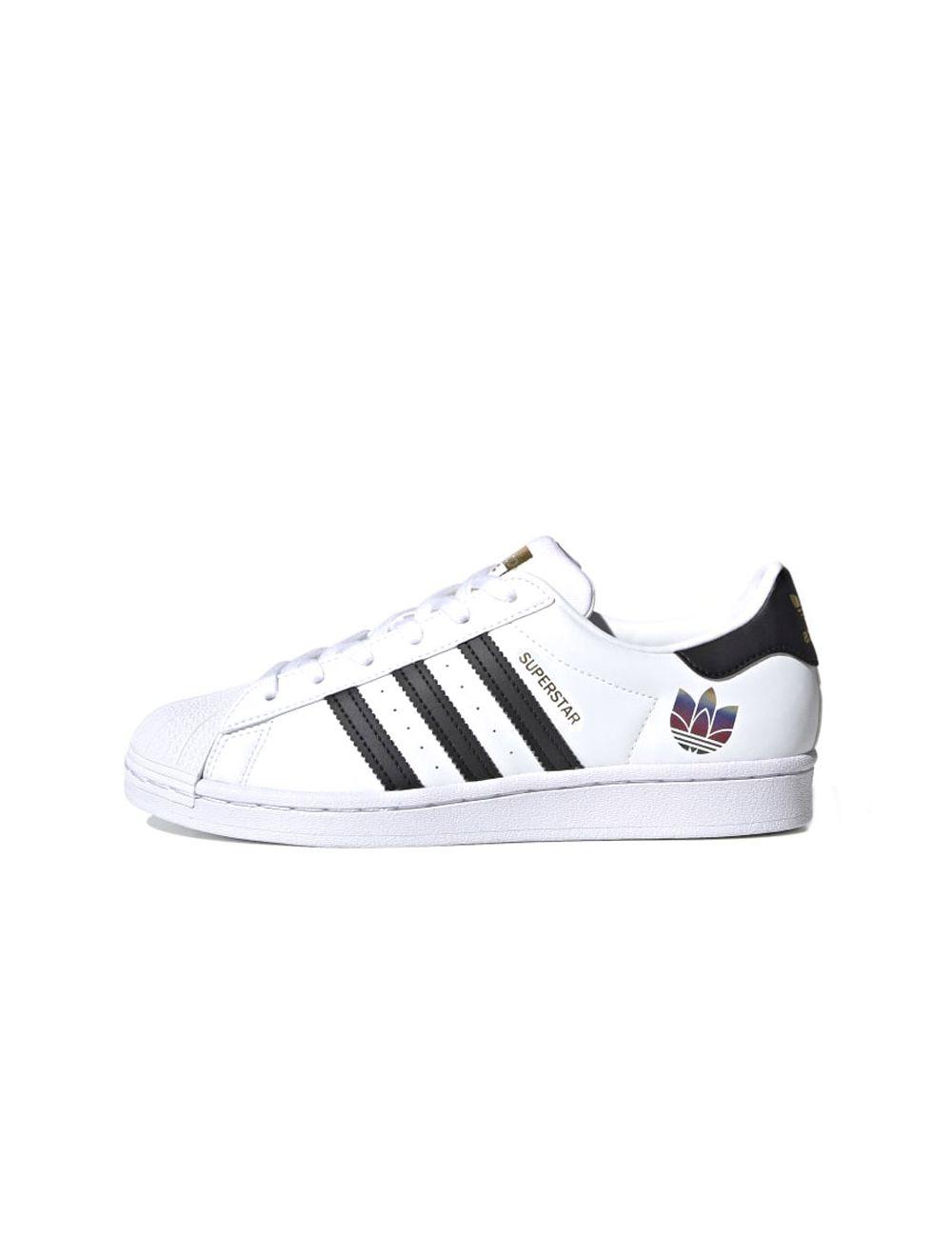 Mar Mala fe mañana  adidas Originals Superstar Womens Black White