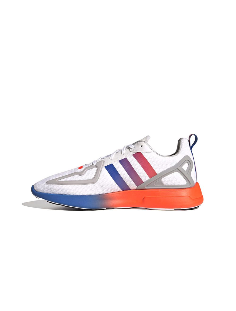 adidas zx flux grey mens