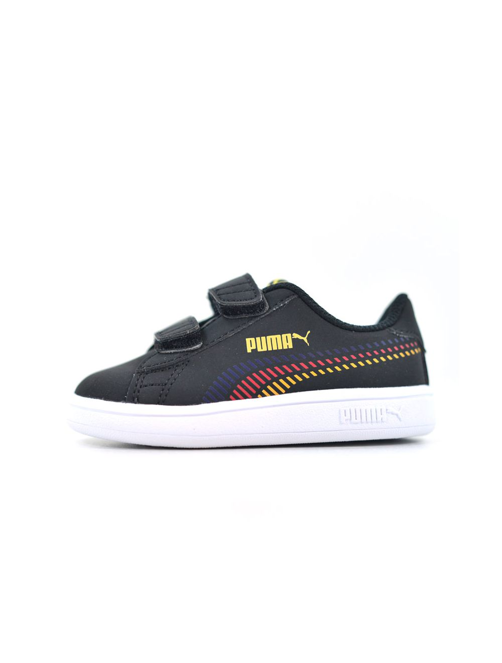Puma Smash V2 Buck Toddler Sneaker Black