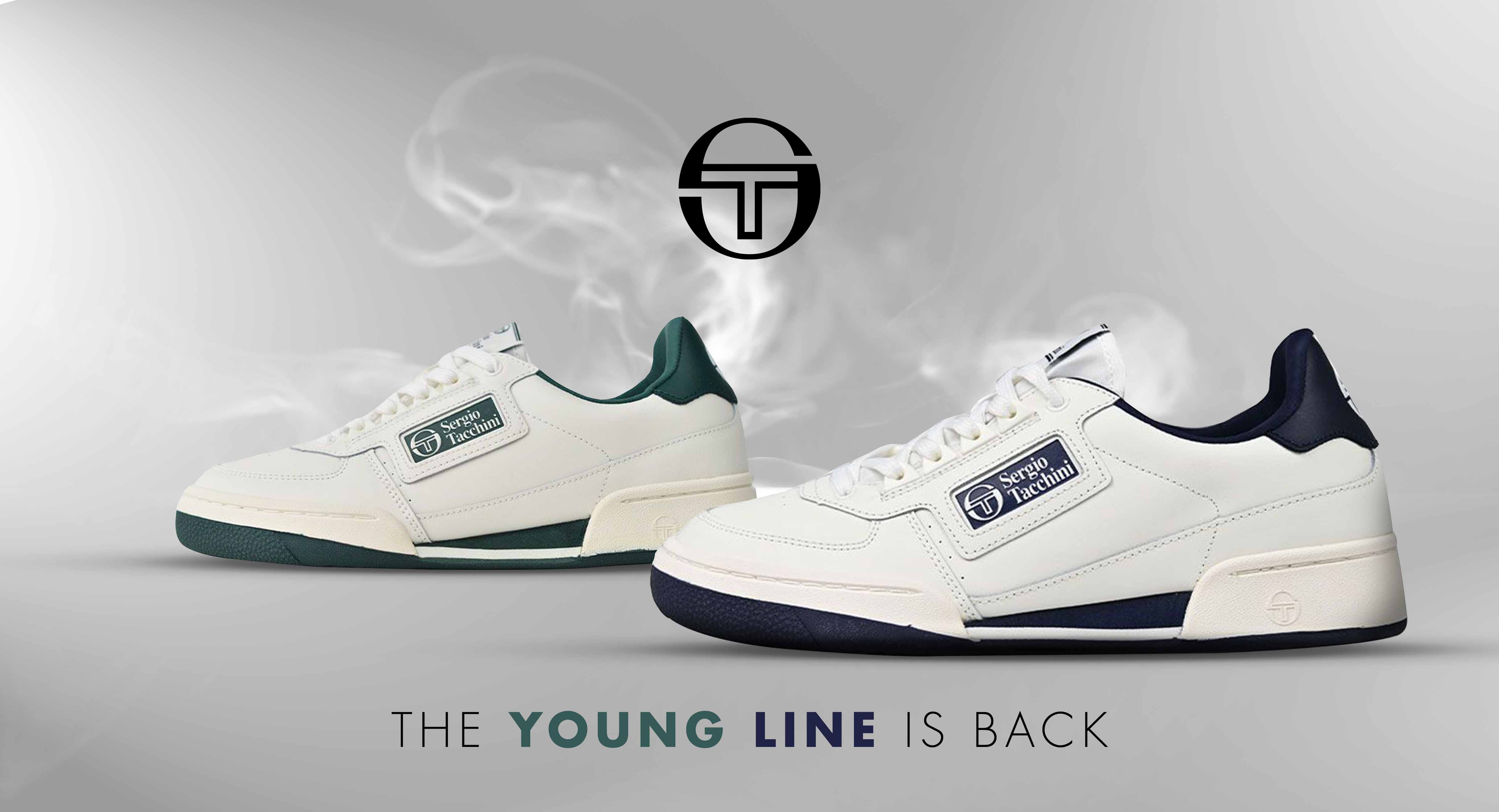 Sergio Tacchini - The Young Line Is Back