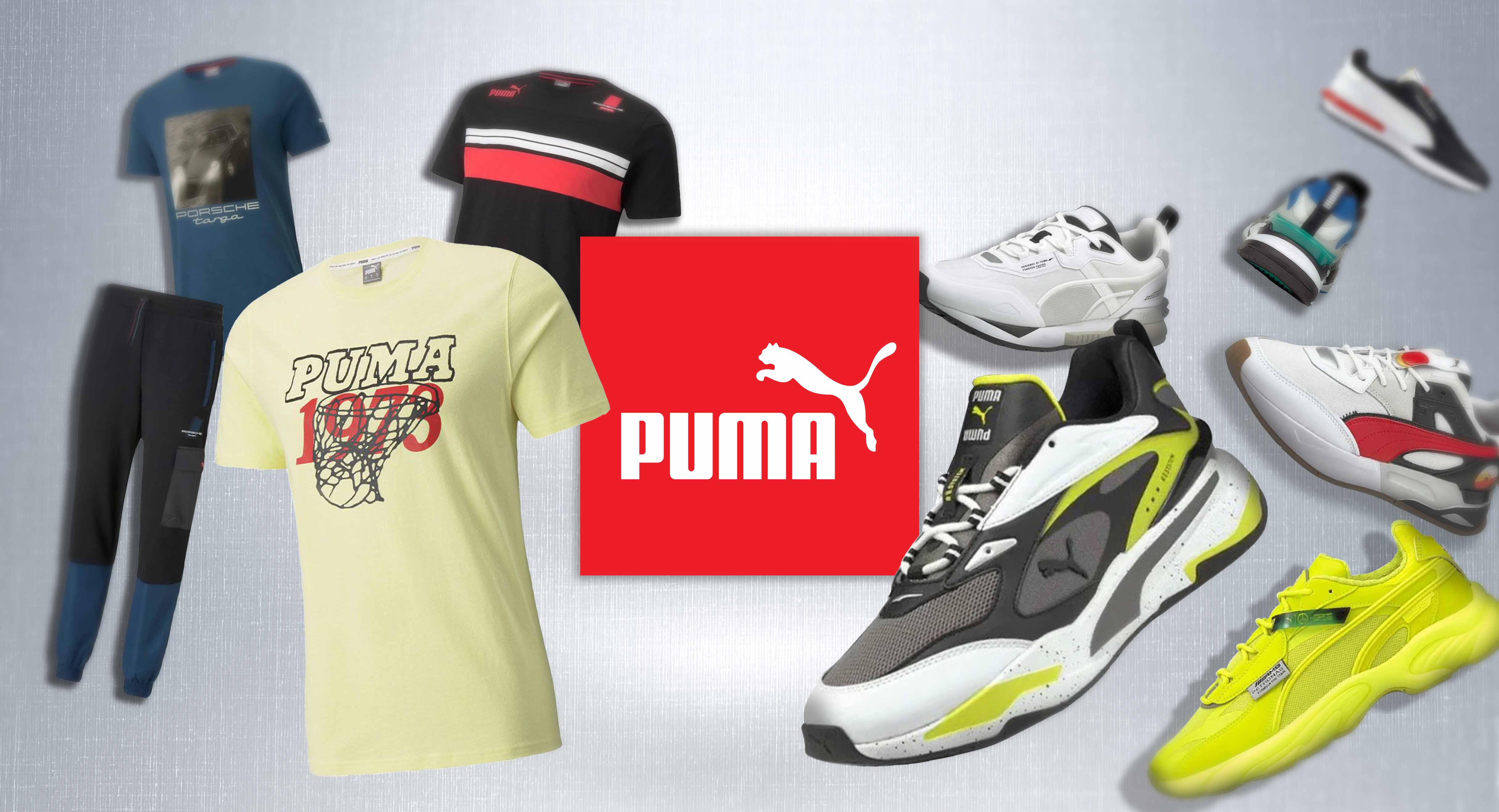 The Evolution of Activewear - Part 3 Puma