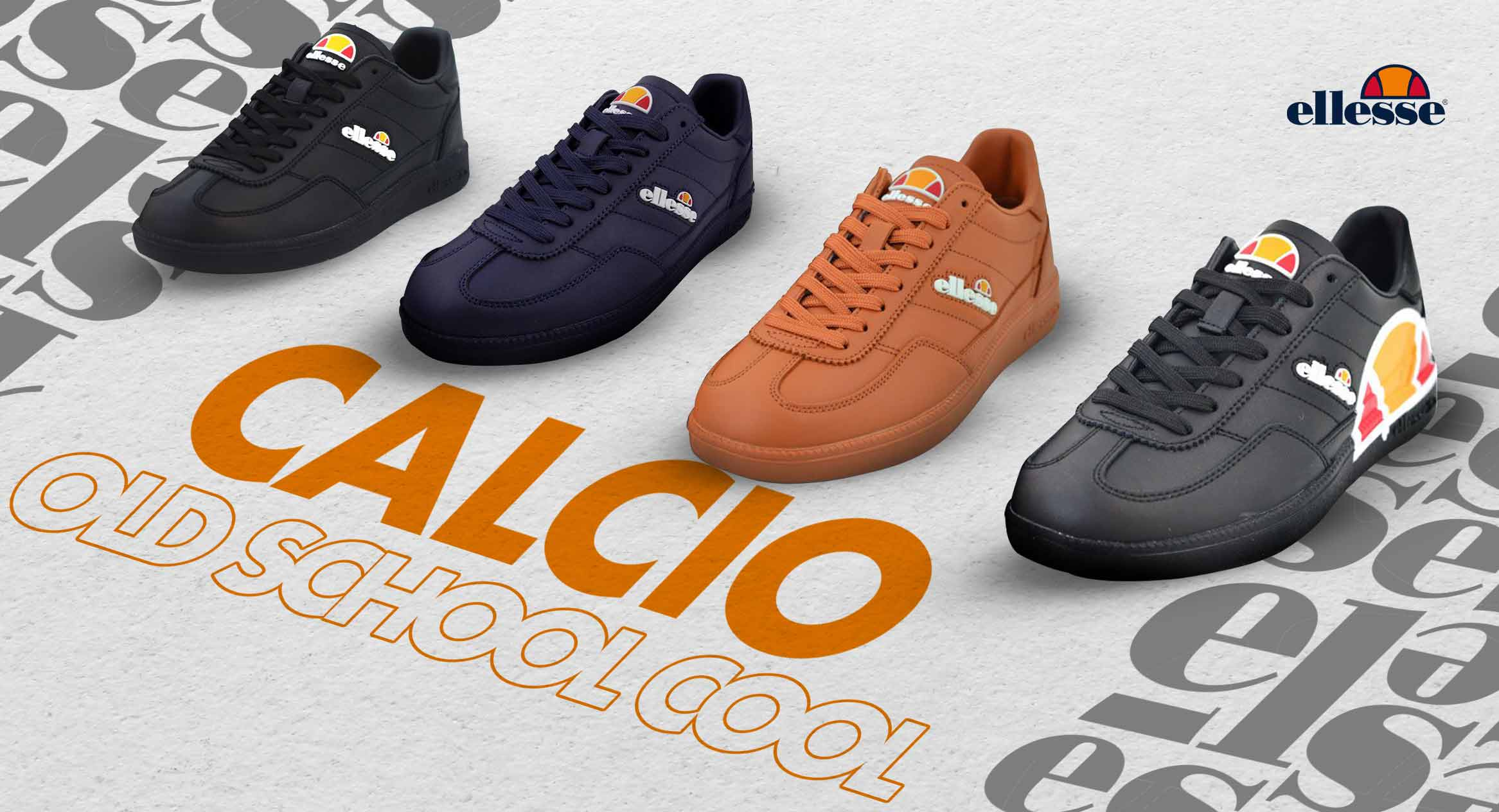 Old School Cool - the ellesse Calcio Sneaker