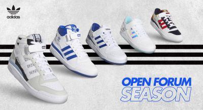 adidas Open Forum is in Season!