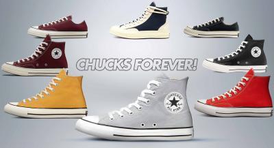 Chucks Forever!