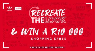 Recreate the Look & Win a R10K Shopping Spree