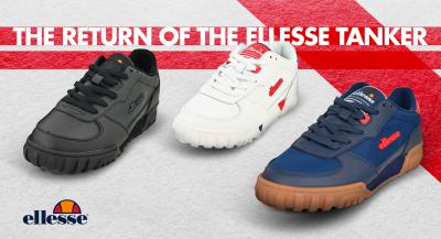 ellesse Icons Re-Worked